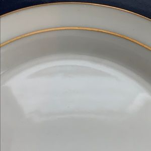 Vintage Dining - Set of 8 ceramic plates four big and four small